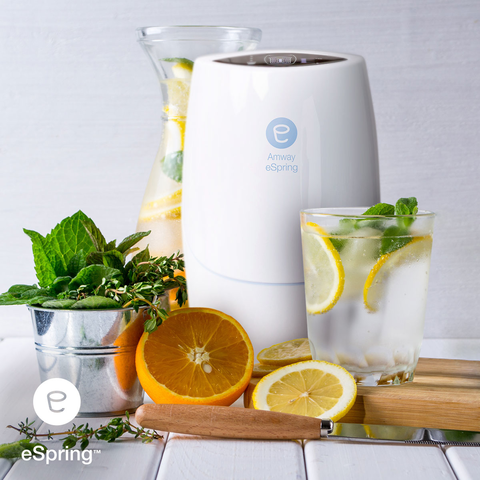 eSpring refrescante